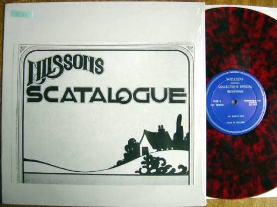 Nilsson Scatalogue cv 3