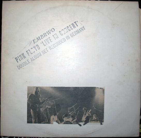 Pink Floyd Embrwo 1