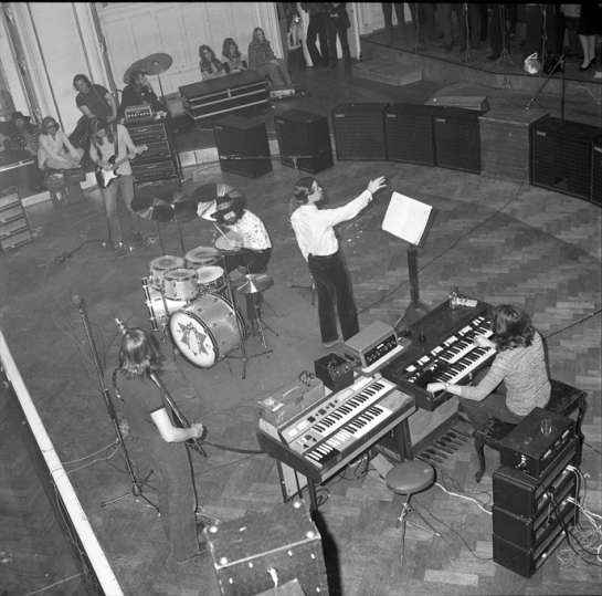 Pink Floyd Hamburg 71 c