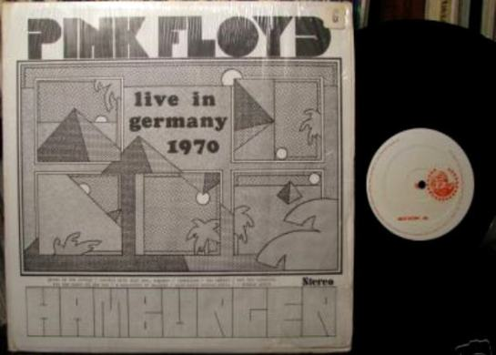 Pink Floyd Live in Germany 1970