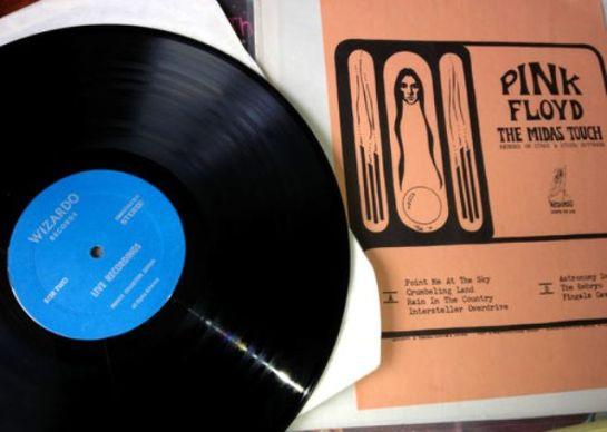 Pink Floyd Midas Touch 2