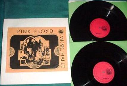 Pink Floyd Embrwo Live In Germany 71