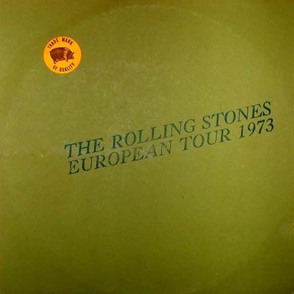 Rolling Stones European Tour 1973