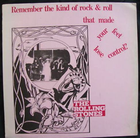 Rolling Stones Remember the kind of