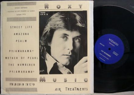 Roxy Music Air Treatments