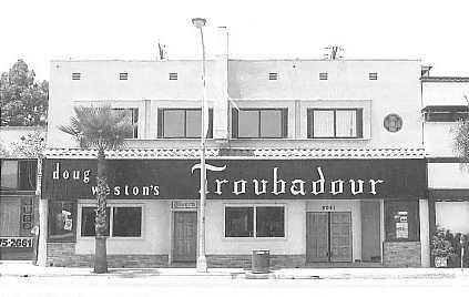 troubadour LA