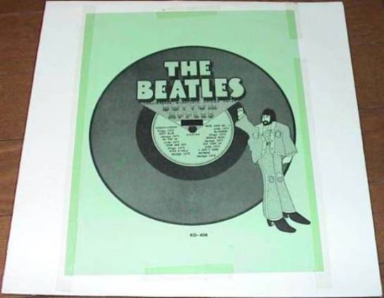 Beatles Bottom Apples 404 2