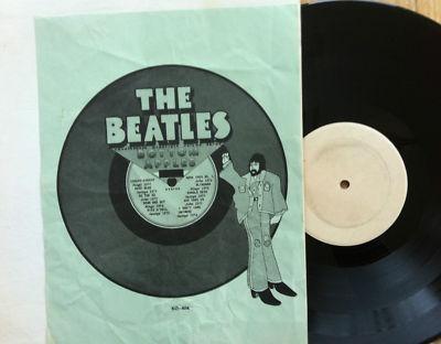 Beatles Bottom Apples 404