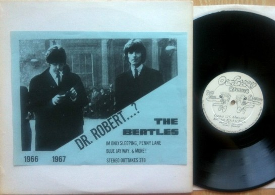 Beatles Dr. Robert Old Glory