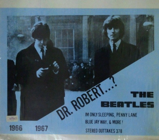 Wrmb 378 The Beatles Dr Robert The Amazing