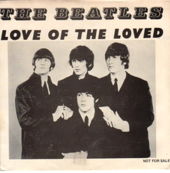 Beatles LotLoved 45
