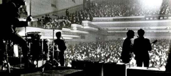 Beatles Manchester Apollo