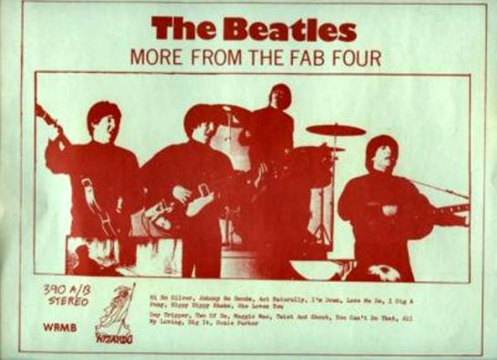 Beatles More ft Fab Four 390