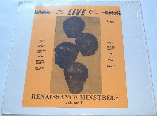 Beatles Renaiisance Minstrels volume I