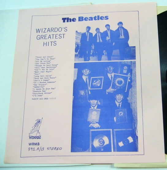Beatles Wizardo's Greatest Hits