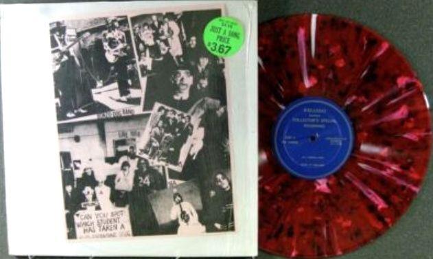 The Bonzo Dog Band The Amazing Kornyfone Label