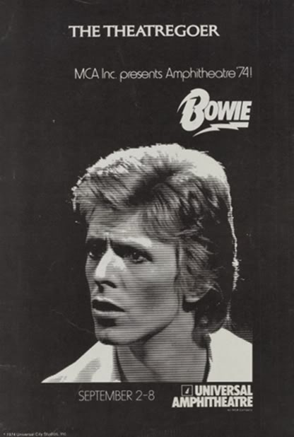 Bowie LA 74 program