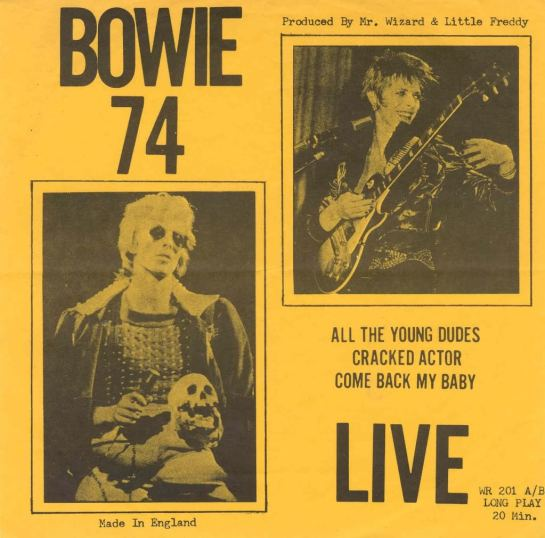 Bowie74Live EP
