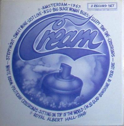 Cream Amsterdam & RAH