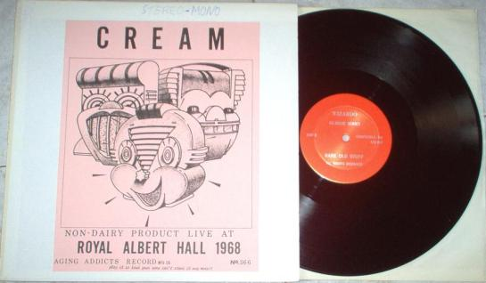 Cream RAH 1968