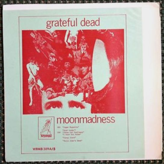 Grateful Dead Moonmadness