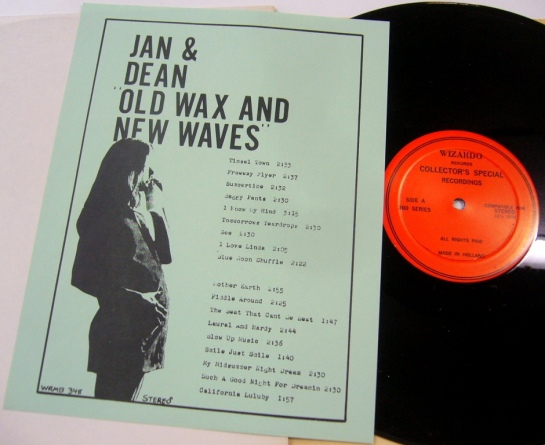 Jan & Dean Old Wax & NW 2