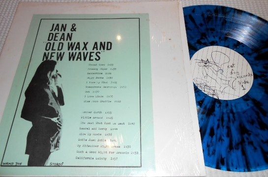 Jan & Dean Old Wax & NW mcv