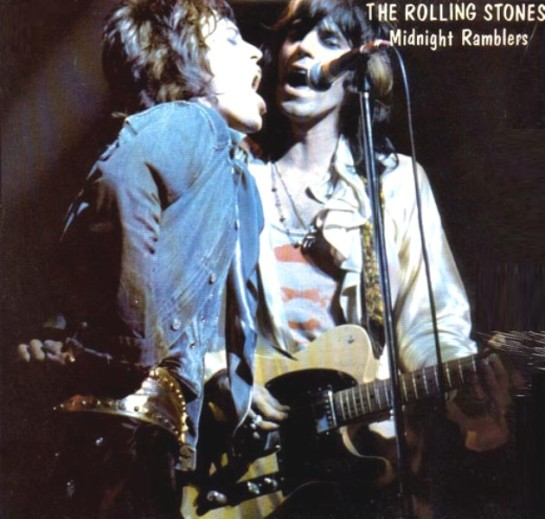 Rolling Stones Midnight Ramblers