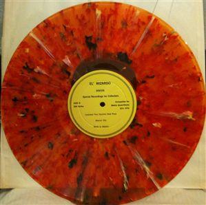 Zappa Beefh Confidential disc