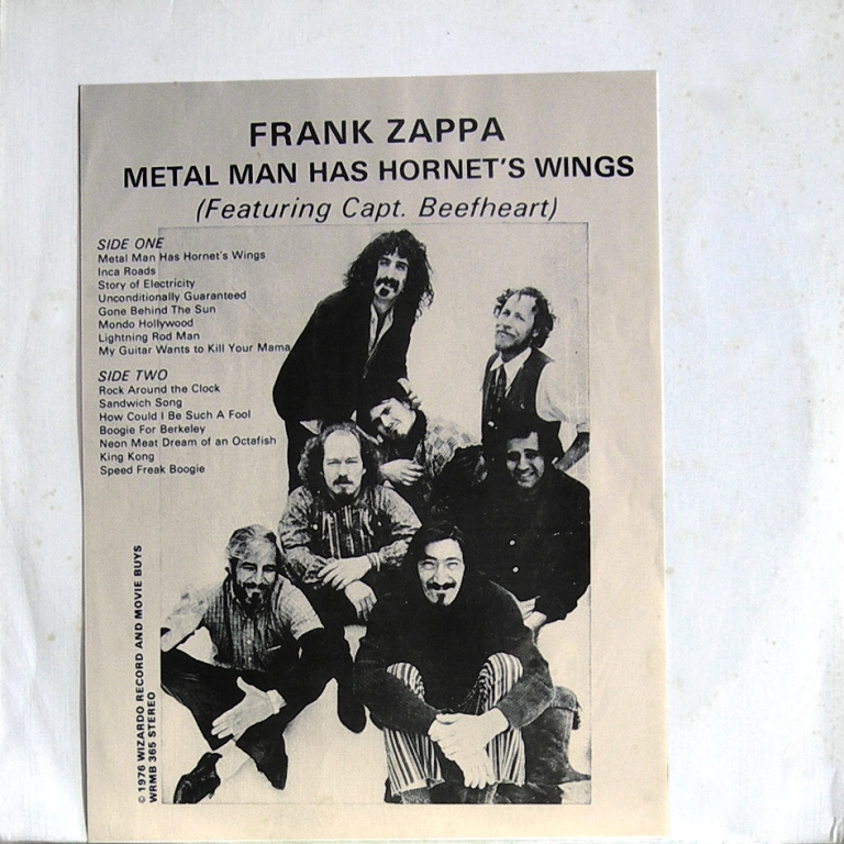 Zappa wrmb-365-front