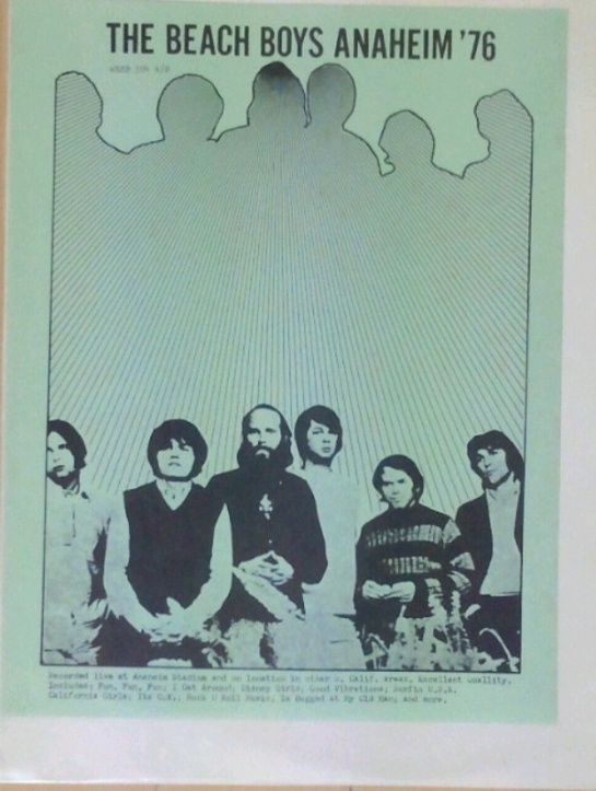 Beach Boys Anaheim '76 II
