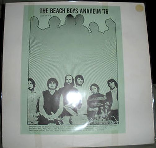 Beach Boys Anaheim '76