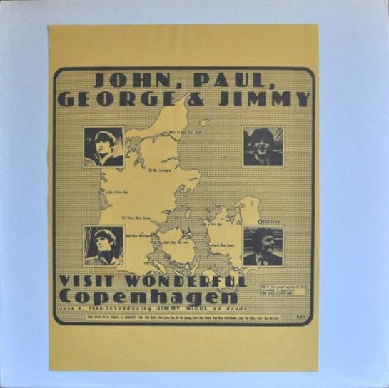 Beatles 501 Copenhagen 2