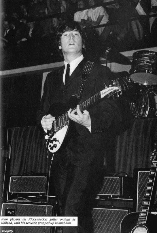 Beatles Copenhagen J 64