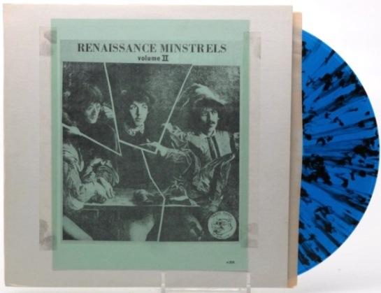 Beatles Renaissance Minstrels II blablu
