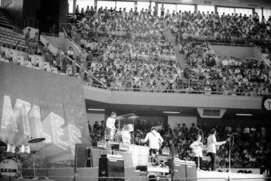 Beatles Tokyo July 1