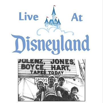 Dolenz Jones Boyce Hart Disneyland