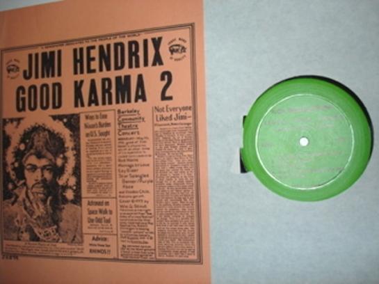 Hendrix Good Karma Teufel