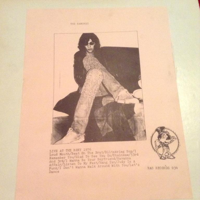 Timeline – Ramones