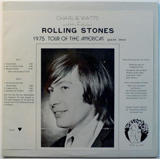 Rolling Stones 1975 TOTA pt 2
