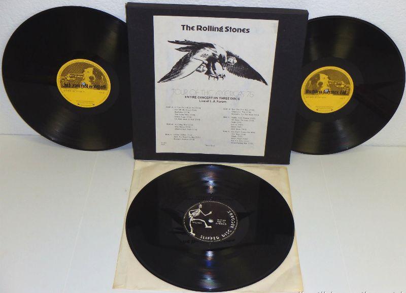 Rolling Stones TOTA box RR SD