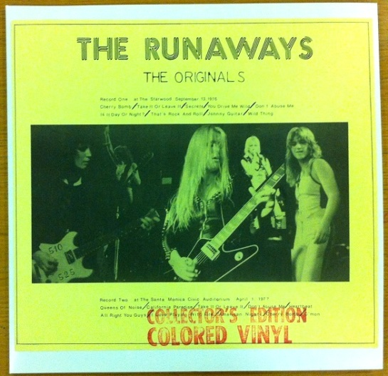 Runaways The Originals stamp