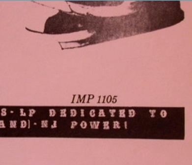 Springsteen 1105 details