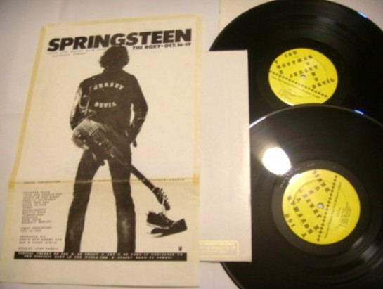 Springsteen HAR 160 black