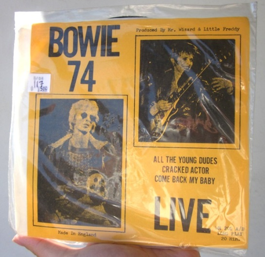 Bowie 74 LIVE ss