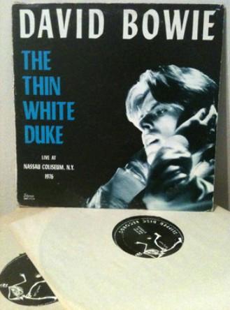 Bowie Thin White Duke SD