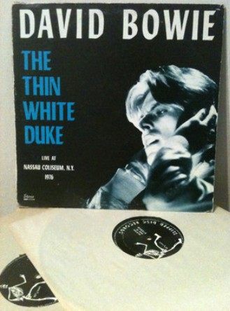 Bowie Thin White Duke SD