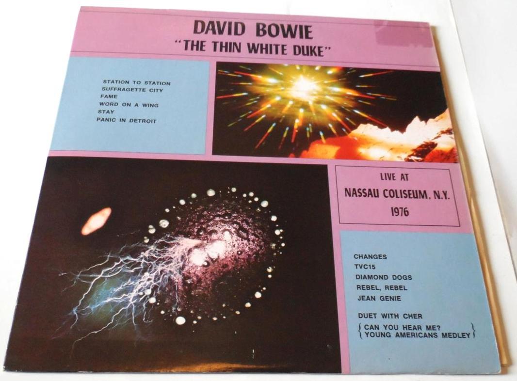 Bowie TTWD XL