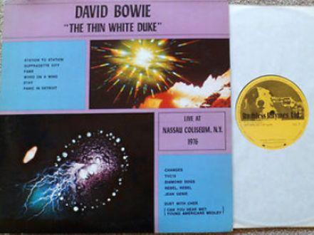 Bowie TWD