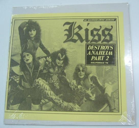 Kiss Destroys Anaheim Pt 2